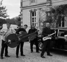 Alexandre Adler, saxophoniste professionnel pour l'animation de vos soirées, mariages, cocktails...